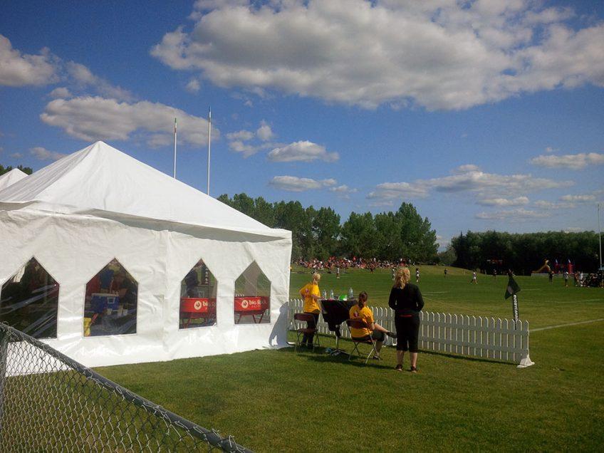 Event tents 20 x 20 (2)